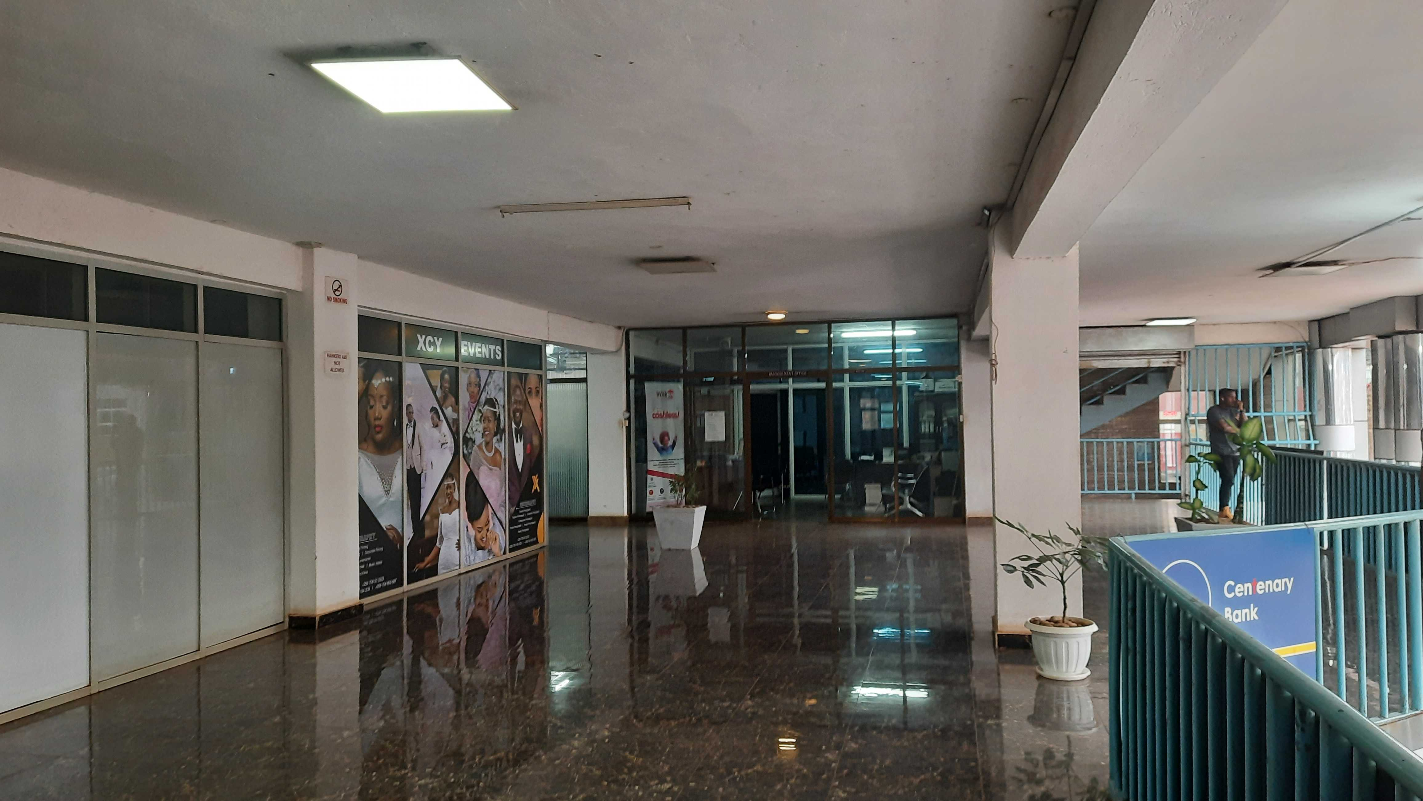 Access Level 0 (Ground floor)